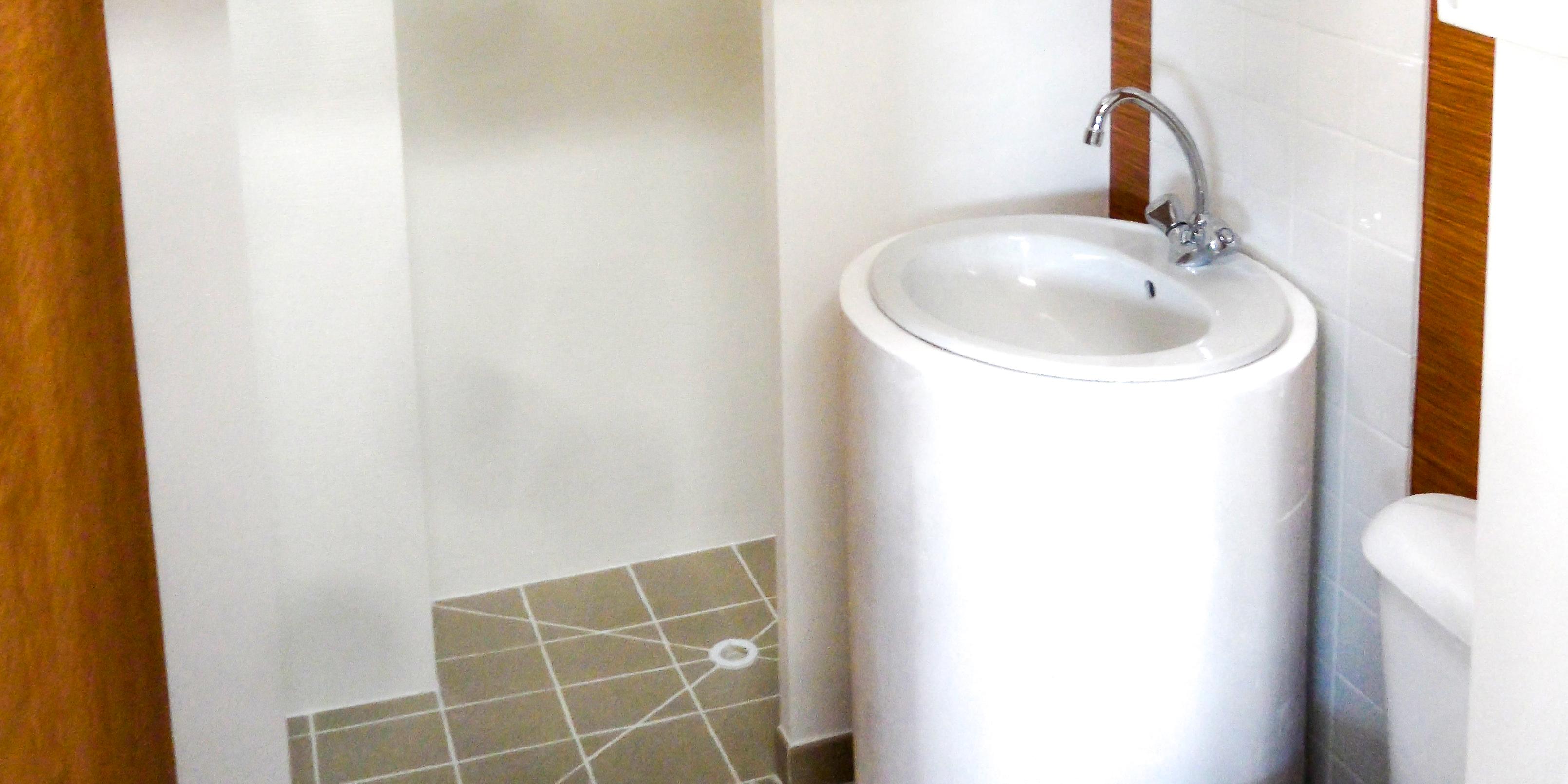 """Création unique """"Salle de bain Lowspace"""""""